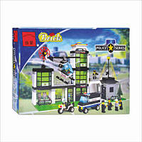 Конструктор Brick Полицейский участок 110/208883 (430 деталей) HN, КК