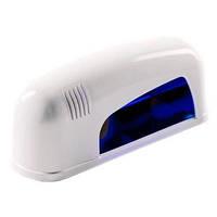 UV Лампа для наращивания ногтей цветнаяна 9W  L-004 YRE