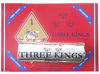 Уголь для кальяна три короля (33мм)