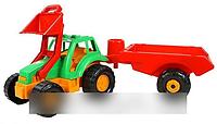Детская игрушка Трактор с прицепом Мегатрак 993 Орион
