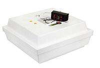 Инкубатор цифровой Рябушка-2 с ручным переворотом 70 яиц DI