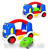 Детский музыкальный Трейлер 25469 с машинкой