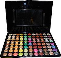 Палитра теней для макияжа P-88-06 YRE, набор теней купить, палетка теней на 88 цветов