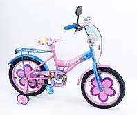 Детский двухколесный велосипед, 16 дюймов, 151611 KK