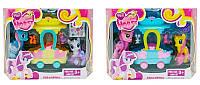 Фигурки пони из мультфильма My Little Pony с аксессуарами, арт. 3209F KK