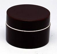 Тара для геля коричневая 15 мл YRE TDG-00, баночка для геля купить