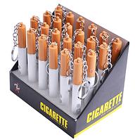 Фонарь брелок 9107 сигарета