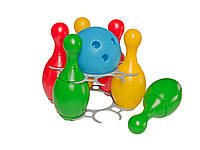 Набор для игры в боулинг 2 ТехноК 2919 IU