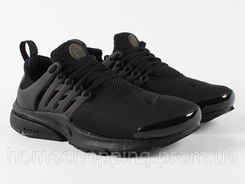 "Кроссовки Nike Air Presto""Triple Black"""