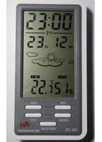 Термометр с гигрометром (метеостанция) DC-801