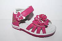 Летняя детская обувь. Босоножки на девочек от производителя BBT 2607-1 (21-26)
