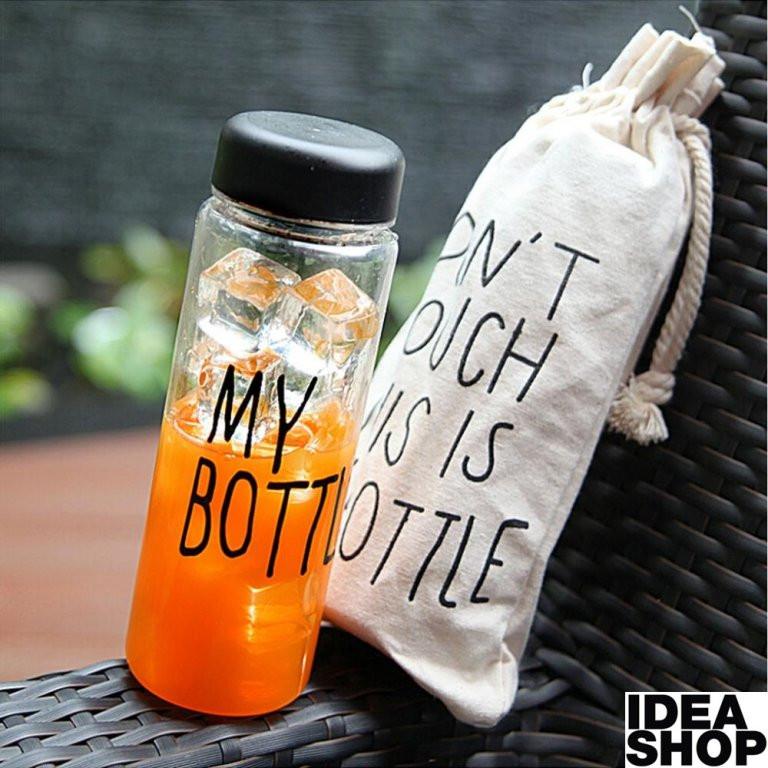 Бутылка My Bottle для напитков Чехол 500 мл Акция
