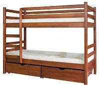 Мебель-Сервис  кровать двухярусная Кенгуру 1600х2000х800мм