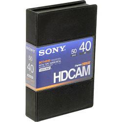 Видеокассета Sony BCT-40HD