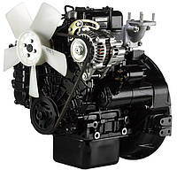 Дизельные двигатели Mitsubishi L2E