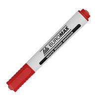 Маркер для магнитных досок ВМ.8700-05  Buromax, красный