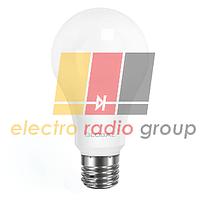 1-GBL-166 A60 12W 4100K 220V E27 AL Светодиодная лампа