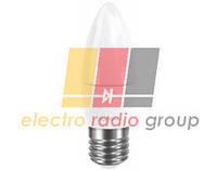 1-GBL-132 C37 CL-F 5W 4100K 220V E27 AP Светодиодная лампа