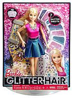 Салон красоты Барби блестящие волосы