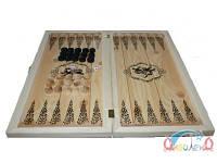 Игровой набор 3в 1 (шахматы+нарды+шашки) 54*54см ТМ Дерево 172049