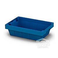 Вкладываемый контейнер Instore синий 490х330х140 мм (5314)