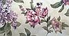 Ткани обивочные мебельные велюр ФАНТАЗИЯ МОР (цветочные)