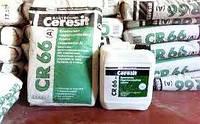 Эластичная цементная гидроизоляция Ceresit CR 66 два компонента 22.5 кг