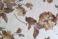 Ткани обивочные мебельные велюр ФЛАУЭР ХАРДАЛ (цветочные)