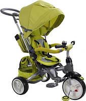 Детский трехколесный велосипед Sun Baby Little Tiger Green