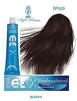 Профессиональная краска Estel Essex 4/0 Эстель Эсекс черный классический