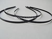 Обруч металевий 0,5 см чорний
