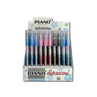 Ручка ( PIANO) РТ- 111А СИНЯЯ  (50шт/уп)