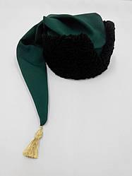 Гетьманська із зеленим шликом