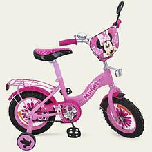 Двухколесный велосипед Минни Маус