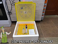 Автоматический инкубатор бытовой 48 яиц, автопереворот (Полный автомат)