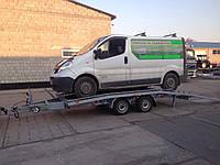 Прицеп для перевозки микроавтобуса. С-образная рама!, фото 1