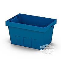 Вкладываемый контейнер Instore синий 490х330х280 мм (5328)