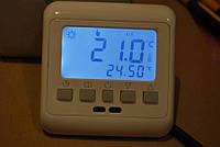 Терморегулятор для теплого пола Termo+ A008 16A