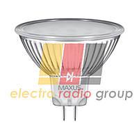 144 MR16 3W 4100K 220V GU5.3 AL  Светодиодная лампа