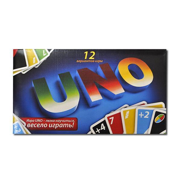 Карточная игра Уно ФР-00008450