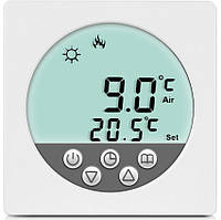 Программируемый терморегулятор для теплого пола, фото 1