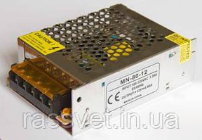Led драйвер 80w 12v Premium 1 years guarantee 6.66 A