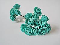 Троянди латексові тіффані 2 см