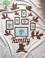 Семейные фоторамки Family
