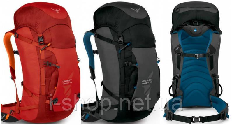 Рюкзак OSPREY VARIANT 52 (красный, черный), фото 2