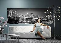 "Фотообои Komar ""Бруклинский мост""  Brooklyn Bridge 4-320"