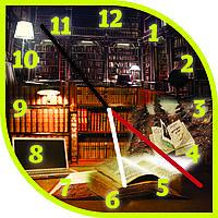 Часы настенные Литература