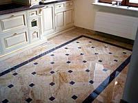 Укладка керамической плитки мозаики