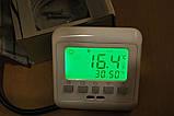 Терморегулятор для теплої підлоги Termo+ A008 30A, фото 3