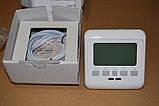 Терморегулятор для теплої підлоги Termo+ A008 30A, фото 5